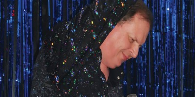 Neil Diamond Tribute Act Johnny Dee in Cyprus with KendallEvents.com