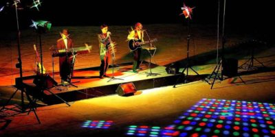Bee Gees stayin' alive in Cyprus June 2017 with Kendall Events