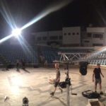 Paralimni pack down time! - Kendall Events