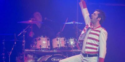 Queen Tribute Concerts by Majesty in Cyprus July 2017 with Kendall Events