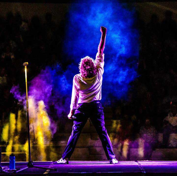 Rod Stewart Concerts by Bob Wyper in Cyprus September 2017 with Kendall Events