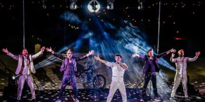 Take That Concerts by Re-Take That in Cyprus September 2017 with Kendall Events