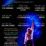 Kendall Events Calendar 2017 - kendallevents.com
