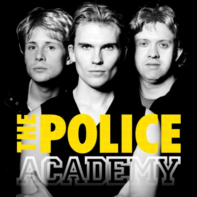 the police academy tribute band to The Police concerts in Cyprus 2018 - Kendall Events