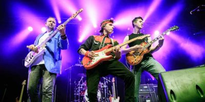 """Dire Straits Tribute by """"Money for Nothing"""" exclusively with Kendall Events August 2018"""
