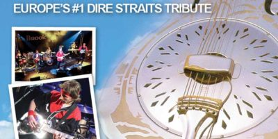 "Dire Straits Tribute by ""Money for Nothing"" exclusively with Kendall Events August 2018"