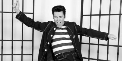 Mark Summers as Elvis the UK's Official Number one Elvis Tribute Show | Kendall Events Cyprus