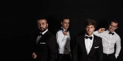 Il Divo by The Four Stations | Kendall Events, Cyprus