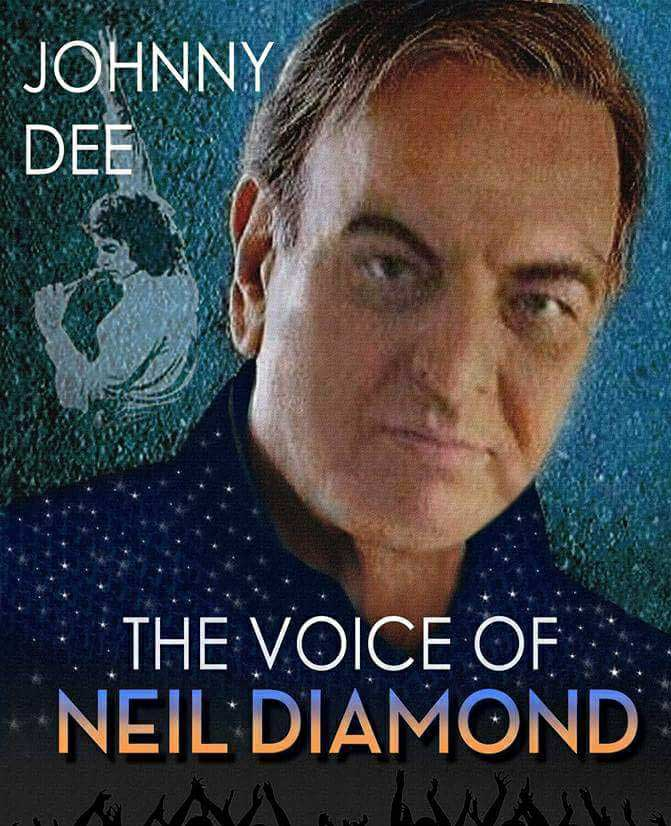 Neil Diamond by Johnny Dee | Kendall Events in Cyprus