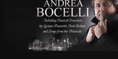 Andrea Bocelli Tribute in Cyprus | Kendall Events