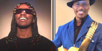 Tributes to Stevie Wonder and George Benson by Nat Augustin