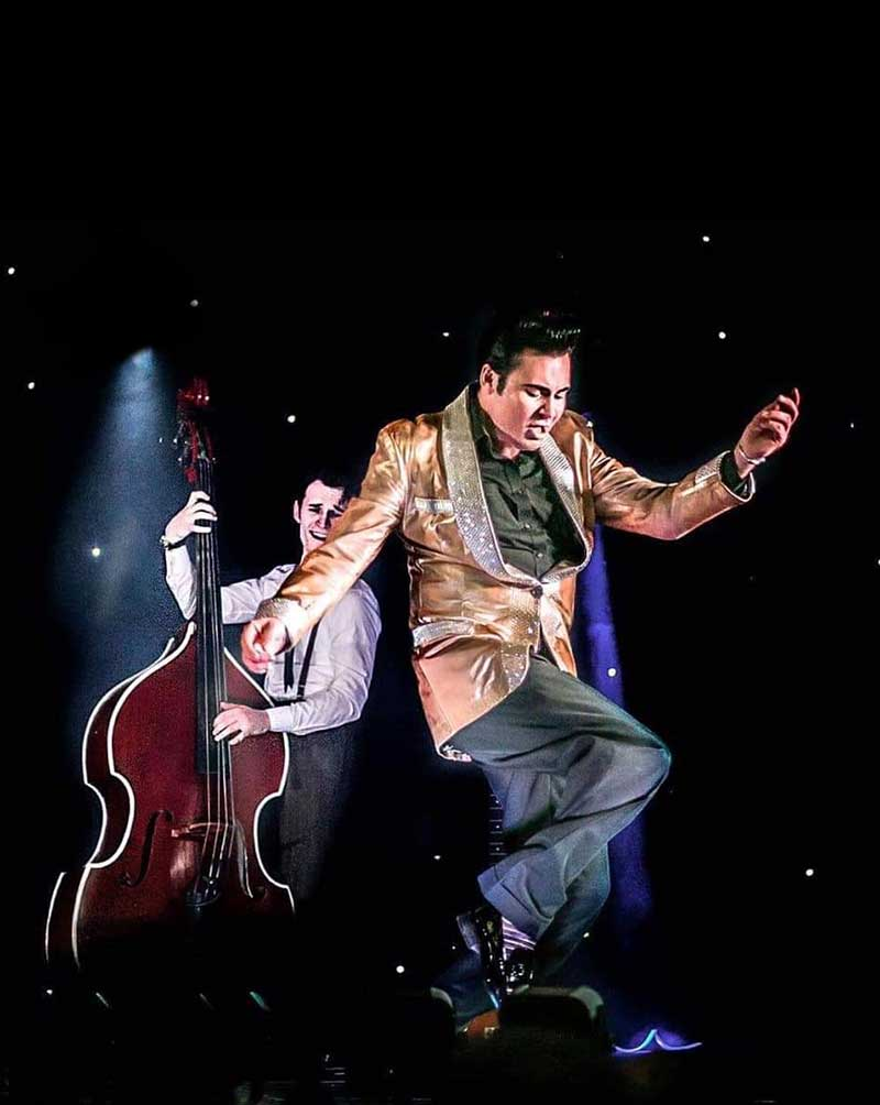 The Ultimate Elvis Presley Show | Kendall Events in Cyprus