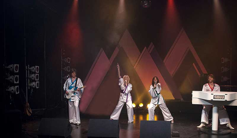 The ABBA REUNION Tribute Show | with Kendall Events June 2020