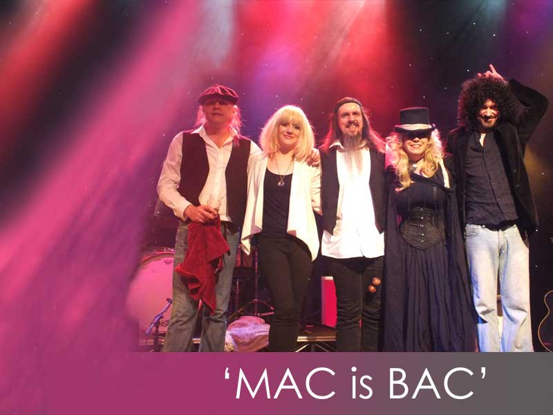 Fleetwood Mac by Fleetwood Bac | Kendall Events in Cyprus