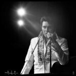 Mark Summers as Young Elvis | Kendall Events in Cyprus